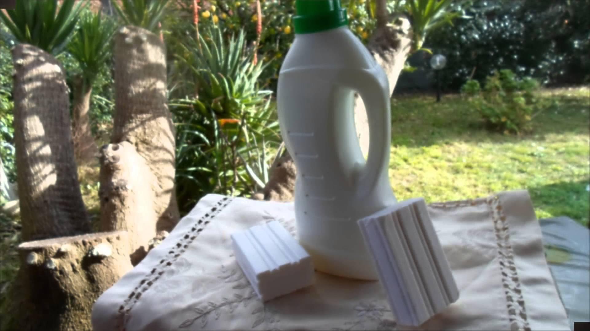 Come risparmiare sui detersivi - Detersivi ecologici fatti in casa ...